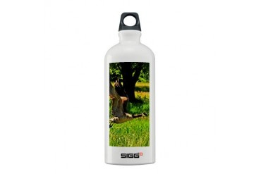 Animals Sigg Water Bottle 0.6L by CafePress