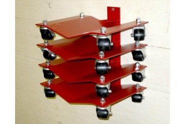 Auto Dolly Wall Mounted Dolly Dock