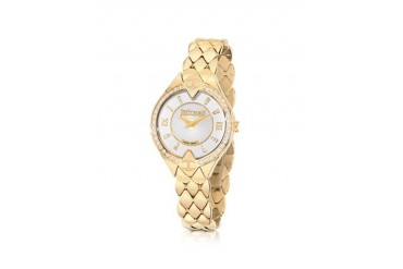 Sphinx Gold Stainless Steel Women's Watch