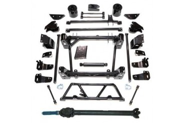 California Super Trucks 6 - 8 Inch Subframe Lift Kit CSK-C23-12 Complete Suspension Systems and Lift Kits