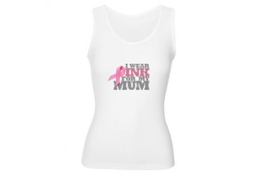 Breast Cancer Awareness Breast cancer Women's Tank Top by CafePress