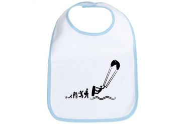 Kitesurfing Sports Bib by CafePress