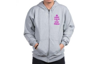 pcco 14.png Funny Zip Hoodie by CafePress
