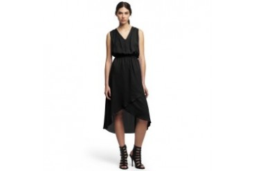 Geraldine Crepe de Chine Dress