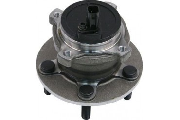 2010-2011 Volvo S40 Wheel Hub Beck Arnley Volvo Wheel Hub 051-6235 10 11