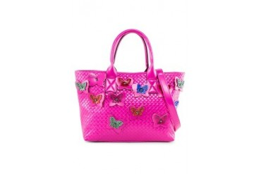 XOXO Butterfly Satchel Bag
