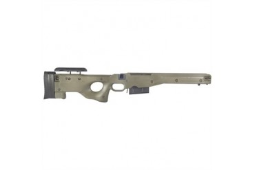 Chassis System (Aics) Replacement Stocks For Remington 700 Rifles .243/.308 Stage 1.5 Fixed Stock