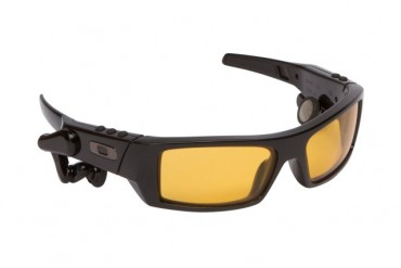 New SEEK OPTICS Replacement Lenses Oakley THUMP 2 - HI Yellow Silver