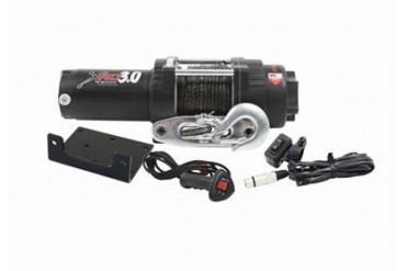 Smittybilt XRC3.0 Comp Series 3,000 lb. Compact Winch  98203 3,000 to 6,000 lbs. ATV Winches