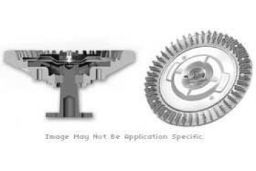1985-1989 Toyota Van Fan Clutch Hayden Toyota Fan Clutch 2559 85 86 87 88 89
