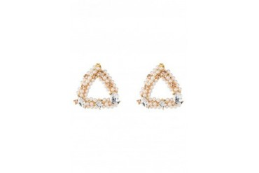 Joie Mie Classic Triangle Pearl