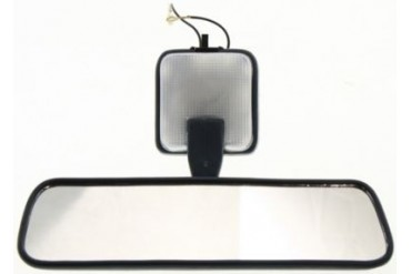 1989-1995 Toyota Pickup Rear View Mirror Kool Vue Toyota Rear View Mirror TY12G 89 90 91 92 93 94 95