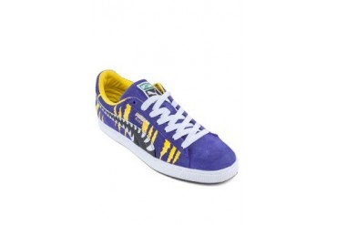 Puma Suede Chemical Comic Shoes
