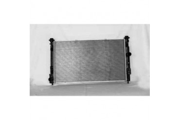 Omix-Ada Replacement 1 Core Radiator for 2.0L,2.4L 4 cylinder engine with Air Conditioning 17101.41 Radiator