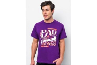 Wild Channel @ Tropicana Life Bad Of The Bones T-Shirt