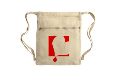 Kind heart Sack Pack Art Cinch Sack by CafePress