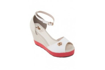 PLAYBOY BUNNY Party Sandal Wedges