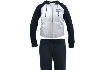 Drama Queen Girl Women's Tracksuit by CafePress