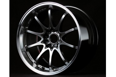 Volk Racing CE28N 10-Spoke Wheel Formula Silver 17x7.5 5x114.3