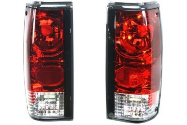 1982-1993 Chevrolet S10 Tail Light StyleLine Chevrolet Tail Light CV8294CTL 82 83 84 85 86 87 88 89 90 91 92 93