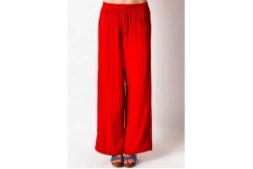 IO/CO Dee Long Pant Red
