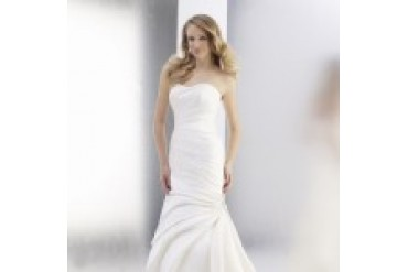 "Moonlight Tango ""In Stock"" Wedding Dress - Style T551"
