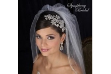 Symphony Bridal Crowns - Style 7443CR