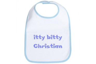 Baby Bib by CafePress
