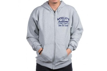 Son-In-Law Family Zip Hoodie by CafePress
