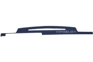 1988-1994 Chevrolet K2500 Dash Cover Coverlay Chevrolet Dash Cover 18-606-DBL 88 89 90 91 92 93 94