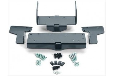 Warn Winch Mounting System 69058 Winch Mounts & ATV Bumpers
