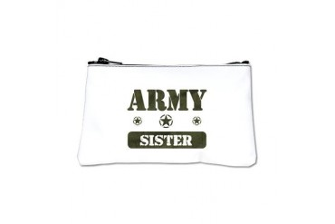 Army Sister Army Coin Purse by CafePress