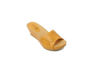 Camel Brielle Wedges Slide