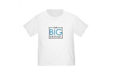 the big brother Toddler T-Shirt