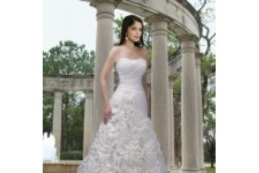Davinci Quick Delivery Wedding Dresses - Style 50075