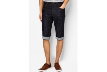 Electro Denim Lab Slim Bermudas