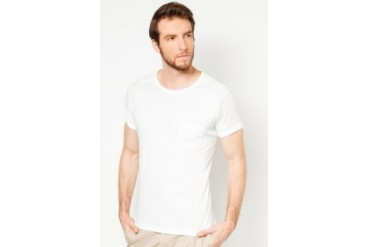 H.E. by Mango Chest Pocket T-Shirt