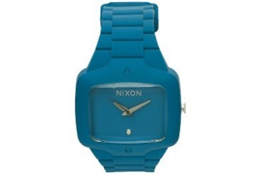 Blue Rubber Player Watch