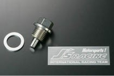 Js Racing Manual Transmission Magnet Drain Bolt Acura RSX 02-06
