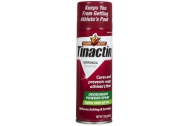 Tinactin Deodorant Powder Spray Treatment