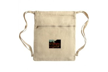 St. Olaf College Northfield, Minnesota, USA Sack Nature Cinch Sack by CafePress