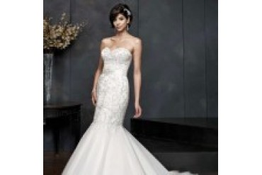 Kenneth Winston Wedding Dresses - Style 1544