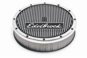 Edelbrock Elite Series Air Cleaner 42074 Air Cleaner Assembly