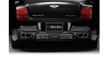 Wald International DTM Sport Exhaust System Bentley Flying Spur Speed 09-12
