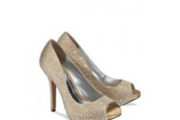 Pink by Paradox London Shoes - Style Luxe-Champagne