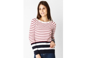 L'GS Ladies Round Neck Long Sleeves