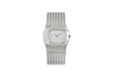 Rich Collection Chain Link Band Watch