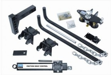 Pro Series Pro Series(TM) Round Bar Weight Distribution Kit 49903 Weight Distributing Hitch