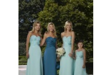 "Forever Yours ""In Stock"" Bridesmaid Dress - Style 711113"