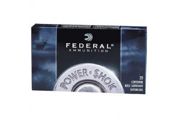 Federal Power-Shok Speer Hot-Cor Rifle Ammunition - Federal Ammo 303 Brit 180gr Speer Softpt 20/Bx